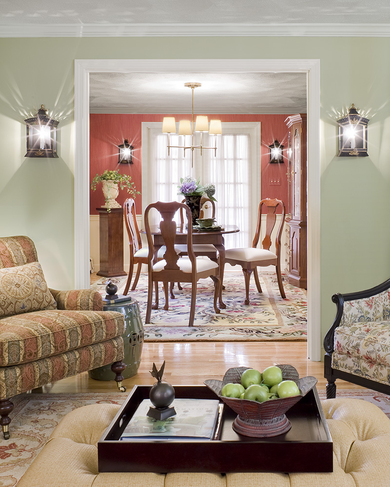 Traditional Home Interior Design: Traditional Home Given A Fresh Look Gallery