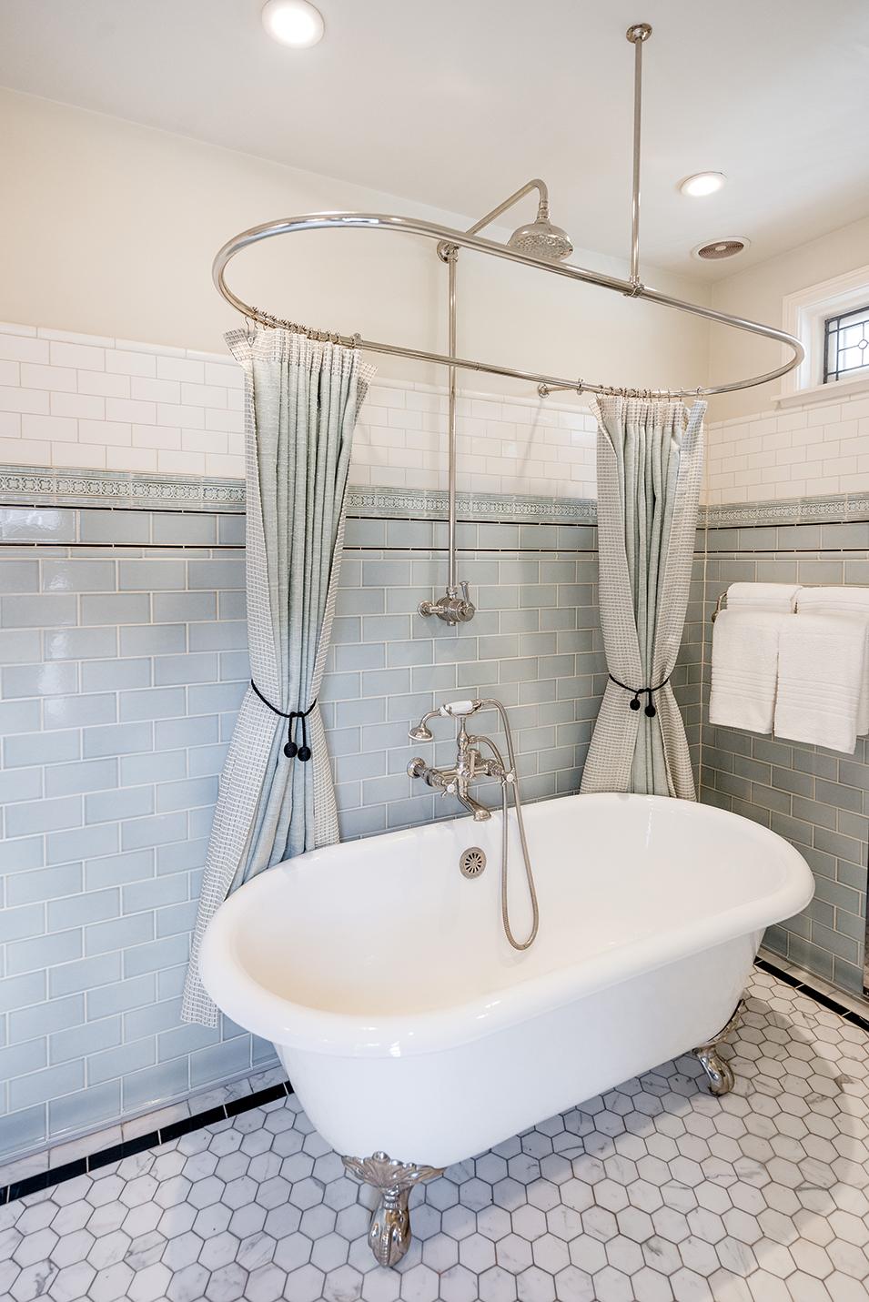 A Brand New 1920 S Bathroom Boston Design And Interiors Inc