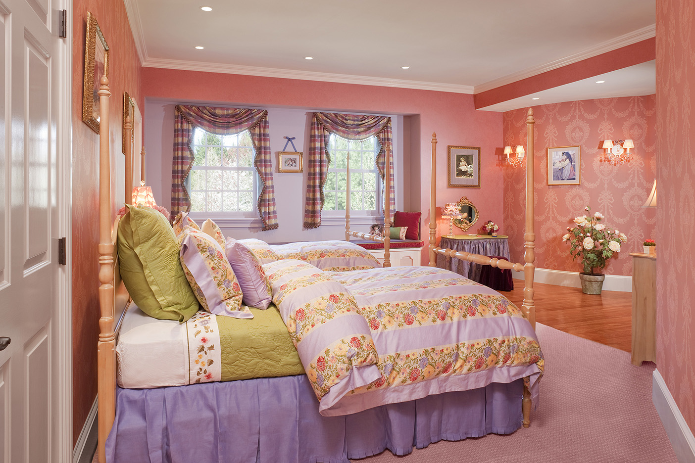 Bedroom Design Ideas Pastel