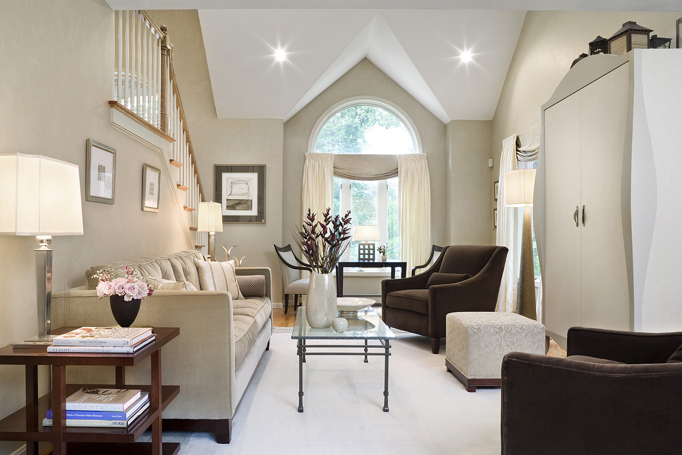 Classic contemporary gallery boston design and interiors - What is contemporary design ...